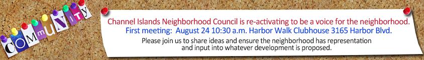 Channel Islands Neighborhood Council
