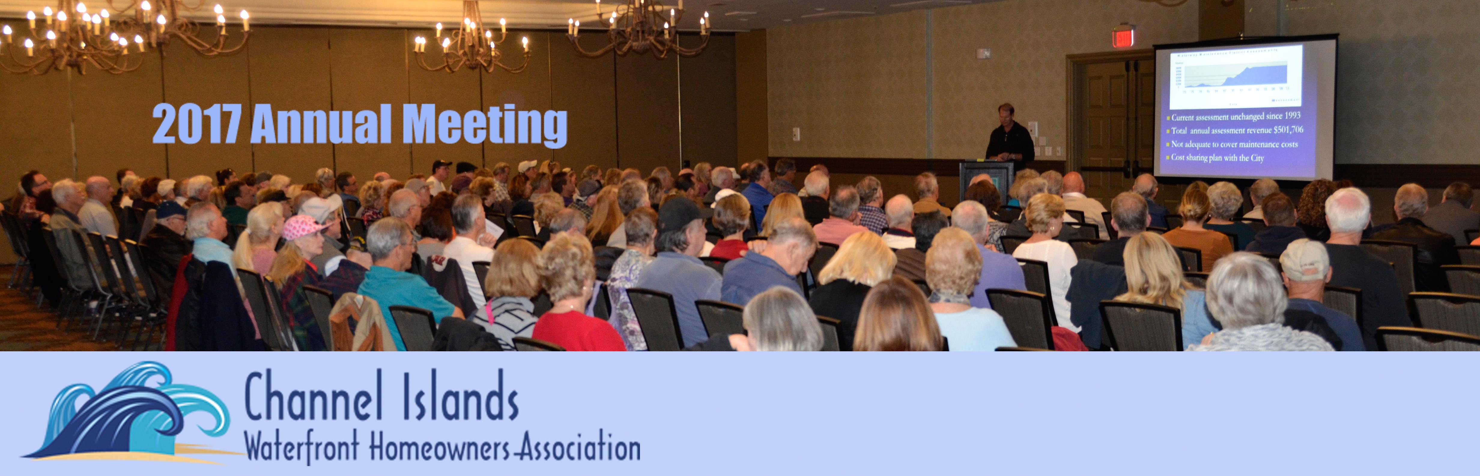 Annual Meeting Feb 11 2017