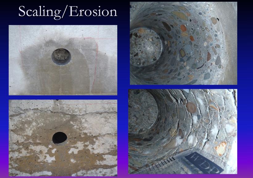 Scaling/Erosion