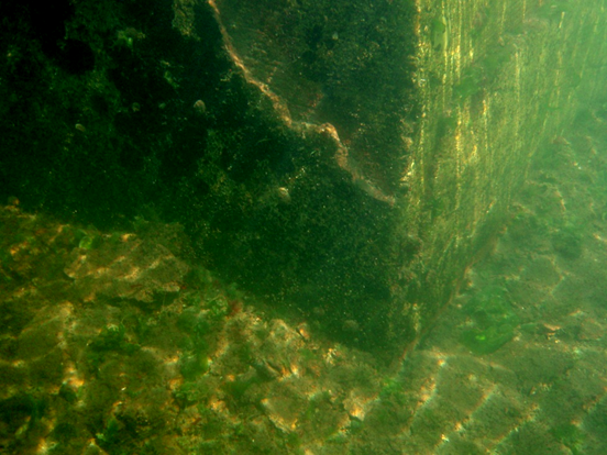 Below Water Findings Slide 1