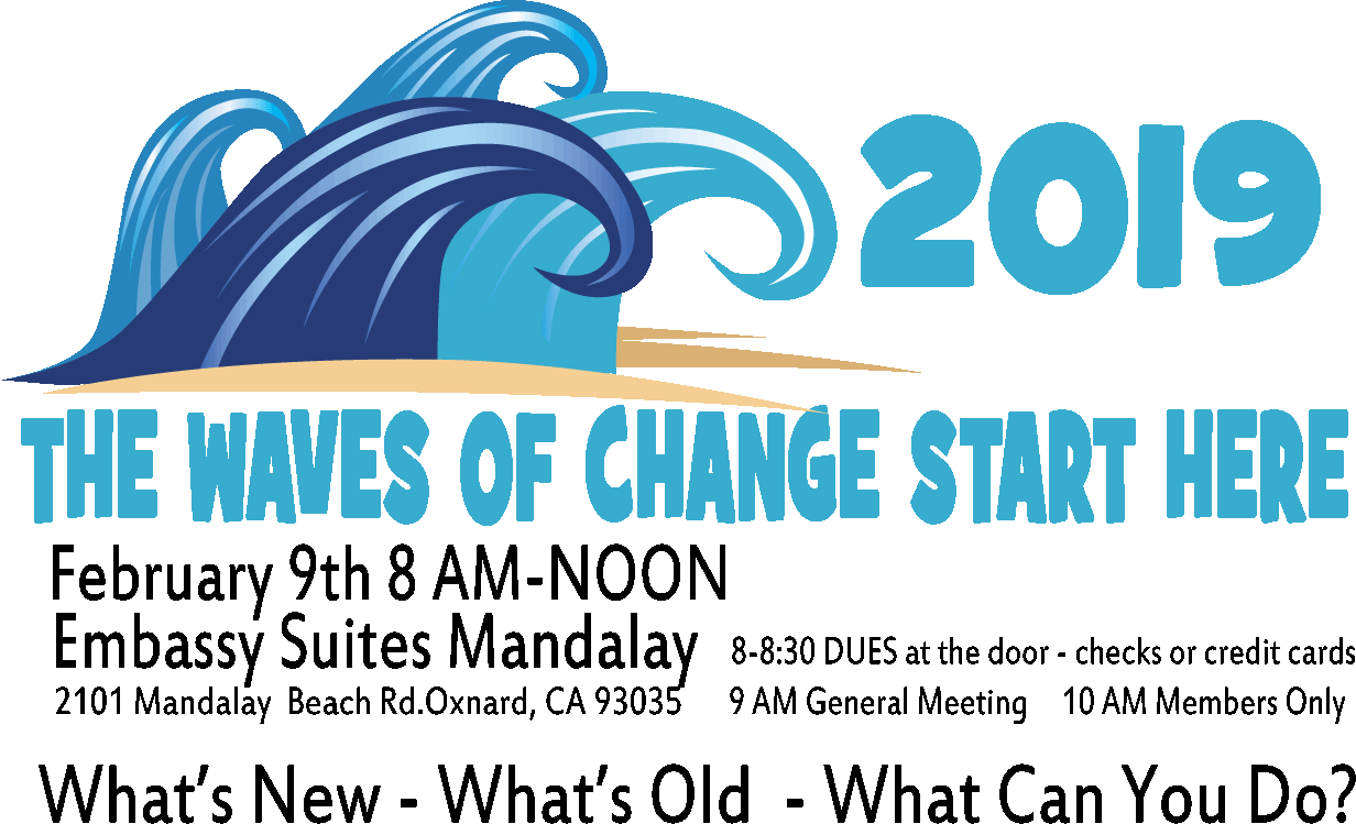 2019 Waves Of Change