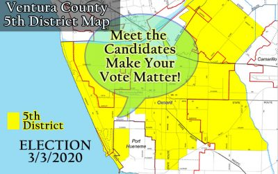 Ventura County District 5 Election March 3 2020