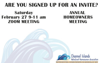Homeowner Meeting Invitations Sign Up